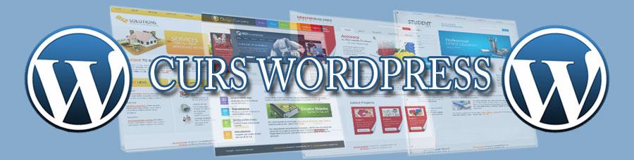 Curs WordPress offline